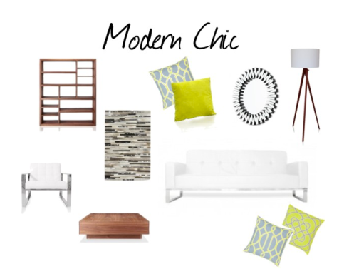 Modani Modern Chic